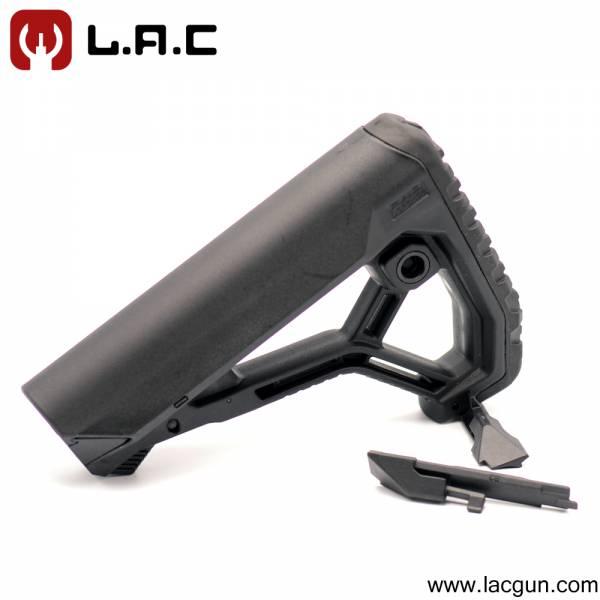 Полимерный приклад FAB Defense GL-CORE черный